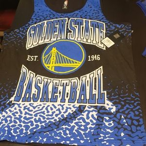 NBA GOLDEN STATE WARRIORS TEAM JERSEY